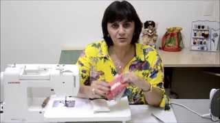 Porta lenços de papel – Vídeo aula com Marilia Marino