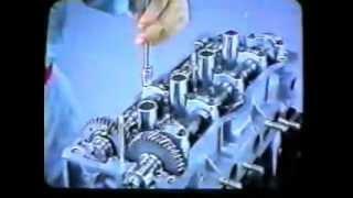 Капитальный ремонт двигателя.(, 2012-03-17T11:27:32.000Z)