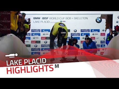 Martins Dukurs shows the four of a kind   IBSF Official
