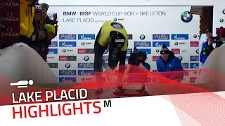 Martins Dukurs shows the four of a kind | IBSF Official
