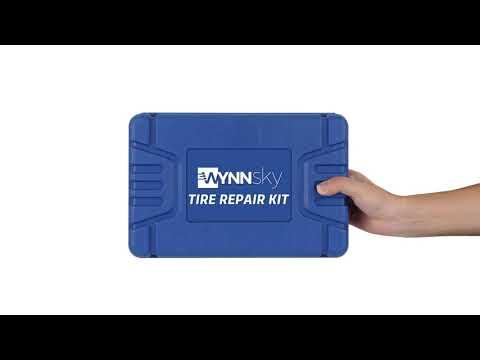 WYNNsky Tire Repair Kit Set