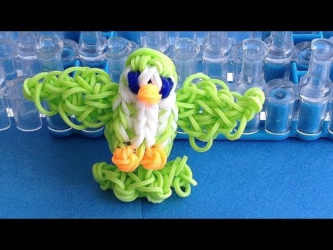 how to make loom bands charms easy animals