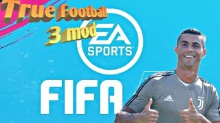True Football 3 Mod FIFA 19 | NEW Transfers 2018 | Real players | Logo pack
