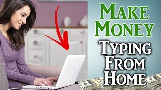 So, are you ready to learn how make money typing from home? let me show a super simple way that can earn $100 per day online. $10,000 month fr...