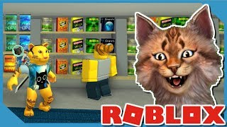 MY NEW STORE IS OPEN FOR BUSINESS | ROBLOX RETAIL TYCOON