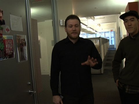 The 404 Yuletide Mini-sode 2013: A tour of the new studio