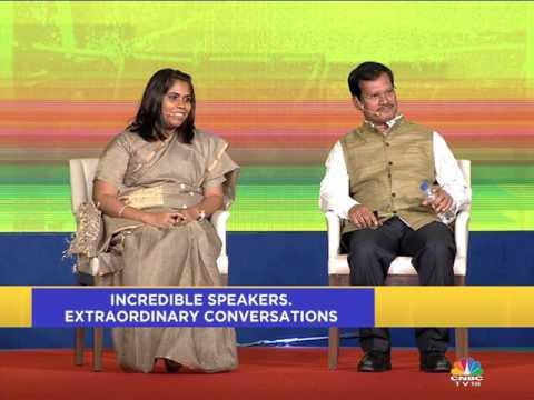 Young Turks Conclave 2017   Padman Arunachalam Muruganantham Story   CNBC TV18