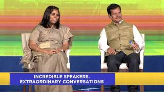 Young Turks Conclave 2017 | Padman Arunachalam Muruganantham Story | CNBC TV18