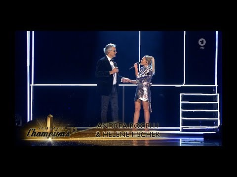 Andrea Bocelli and Helene Fischer - If Only live at 'Schlager Champions' Mp3