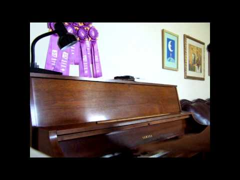Pushing Me Away - Linkin Park [Rock Piano Cover]