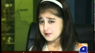 Heart Touching Appeal of Hira Mujtaba to Zardari with wet eyes