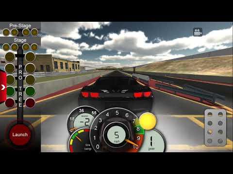 5.8 Camaro Tune In Pro Series Drag Racing!!!