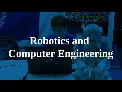 Info Session for MSc Robotics and Computer Engineering progr