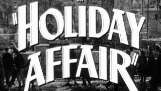 Holiday Affair - Trailer