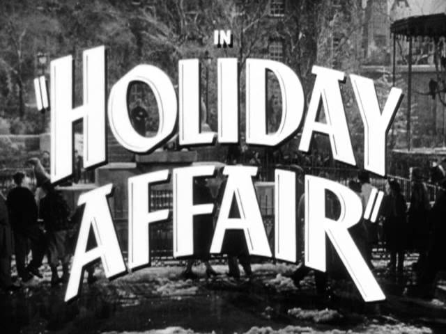 Holiday Affair - Trailer