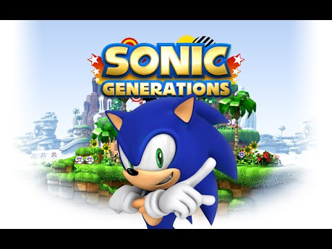 Won't Stop, Just Go! - Green Forest Classic Remix - Sonic Generations