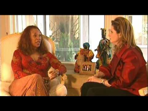 Anita Pointer of The Pointer Sisters - German TV Interview - Part 1