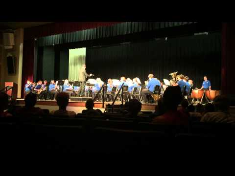 Crush - Sangaree Middle School Band