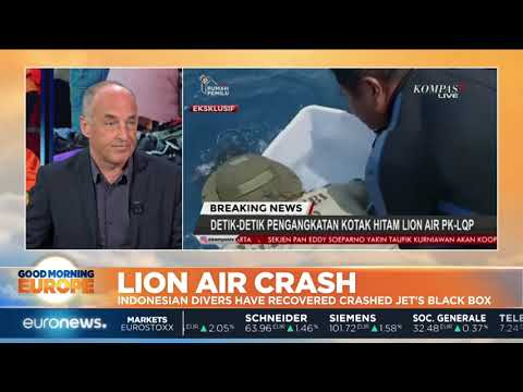 #GME | Indonesian divers recover crashed Lion Air Flight JT610's black box Mp3