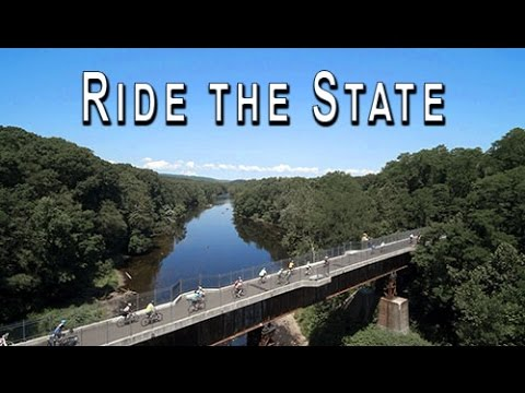 Ride the State - New haven, CT to Southwick, MA