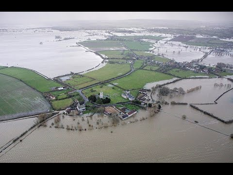 UK Flood Victims Relying On Foreign Disaster Charities