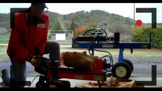 Powerhouse Xm-380 7 Ton Review - Log Splitter Review