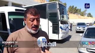 مشاكل في قطاع النقل الخارجي تثير قلق العاملين والمواطنين في محافظة الطفيلة - (5-5-2018)
