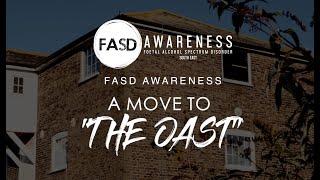 FASD Awareness Charity - New Home!
