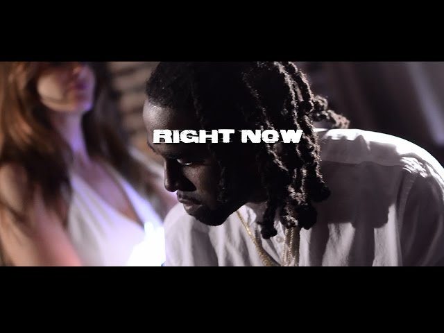 Cj Gwapo - Right Now [Official Video]