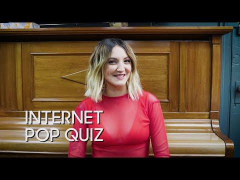 Internet Pop Quiz: Julia Michaels