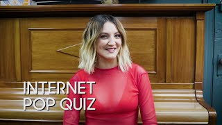 Internet Pop Quiz: Julia Michaels thumbnail