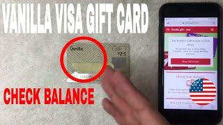 Best Alternative to MyVanilla : Gift Account Check