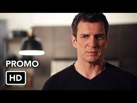 The Rookie Season 3 Promo (HD) Nathan Fillion series