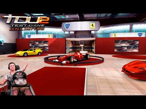 Test Drive Unlimited 2 Обзор лучшего мода для игры - AutoPack