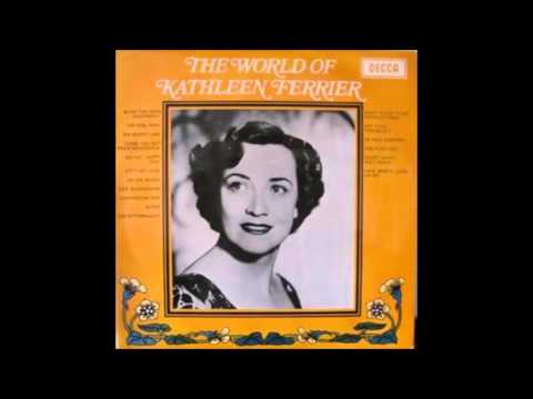 Kathleen Ferrier - The World Of Kathleen Ferrier (Side 1) - 1971 - 33 RPM