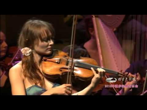 Dublin Philharmonic. Sarasate: Carmen Fantasy,  Cora Venus Lunny, Violin.  Derek Gleeson, Conductor.