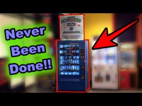 I MADE A POP SOCKET VENDING MACHINE! *NEVER BEEN DONE* | JOYSTICK
