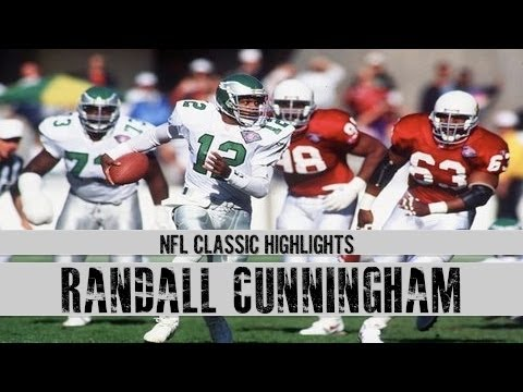 Randall Cunningham - Invincible