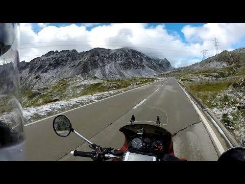 Szwajcaria, Austria, Włochy Motocyklem. Wrzesień'17, Zdjęcia I Film.