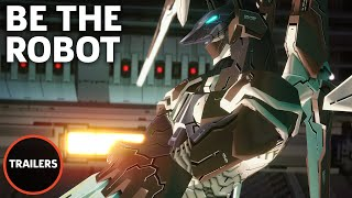 Zone Of The Enders: The 2nd Runner Mars - TGS 2017 Trailer