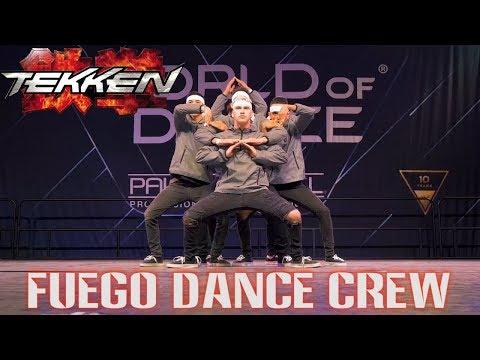 Tekken Set | Fuego Dance Crew | World Of Dance L.A, The Rise, Collaboration | 2018