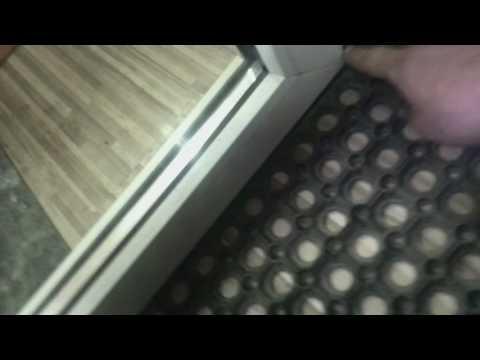 регулировка входной пластиковой двери видео 2 во Владивостоке