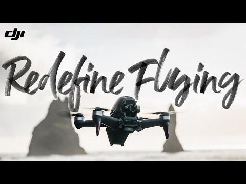 DJI FPV - Redefine Flying