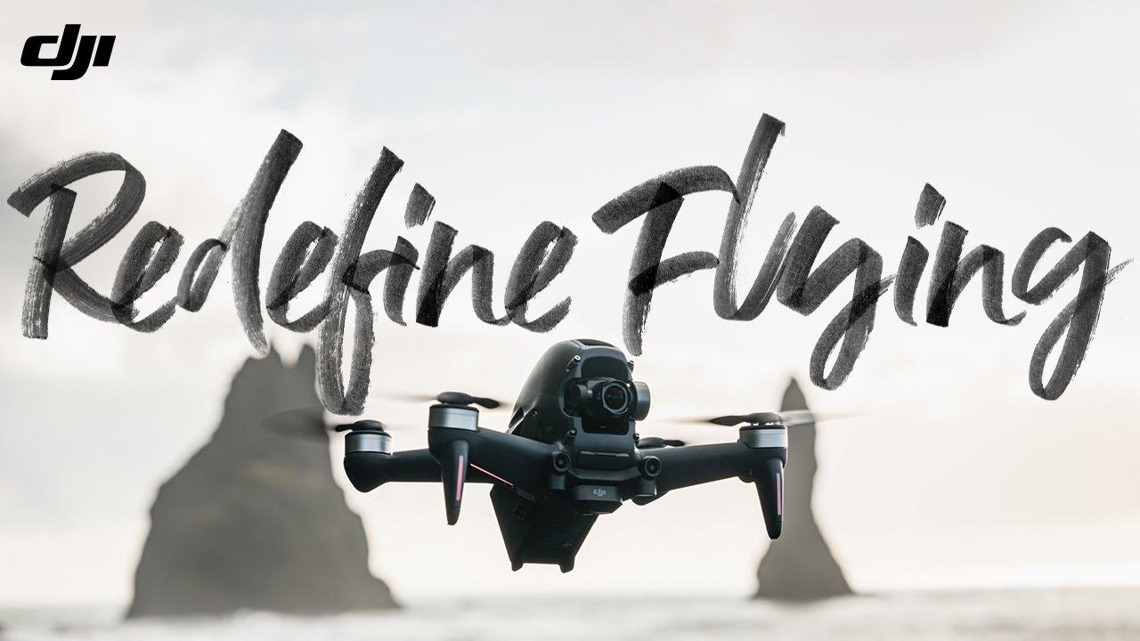 Download DJI FPV - Redefine Flying