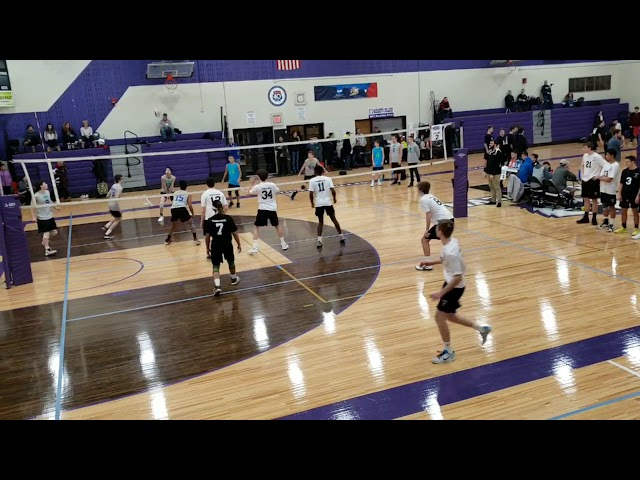 Chris Larkin outside hitter class of 2020