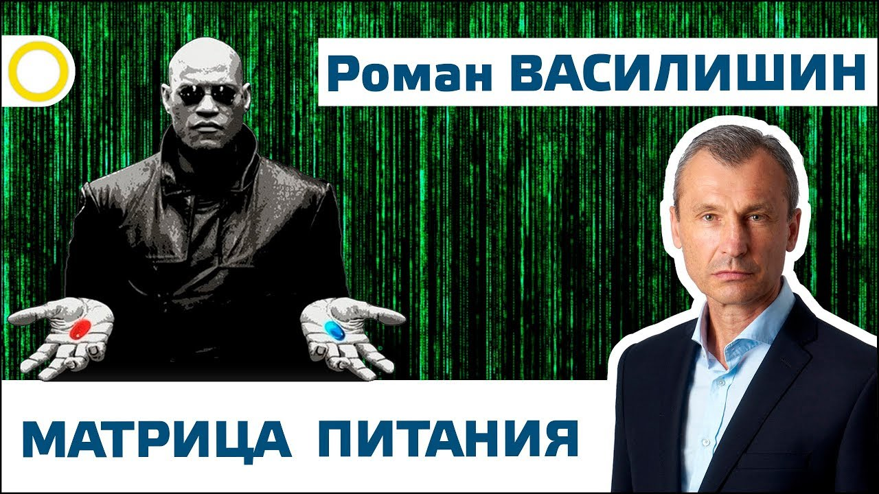Роман Василишин: Матрица питания