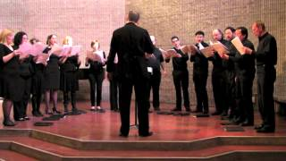 Philip Glass: Three Songs for Choir a capella