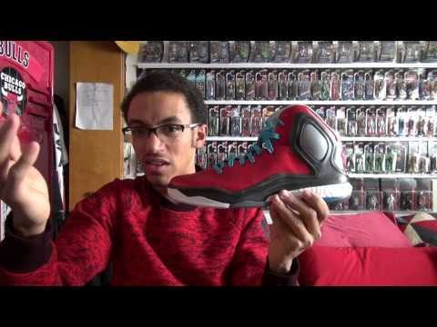 Adidas Rose 5 L- Train Performance review