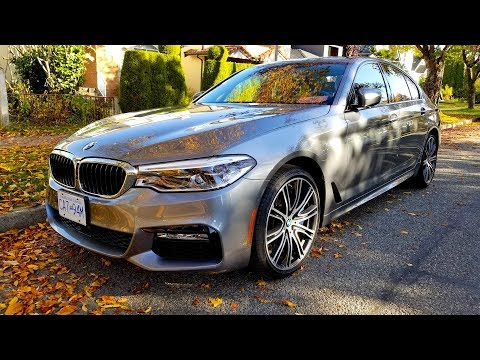 New BMW 5 Series Review--DISAPPOINTING DESIGN