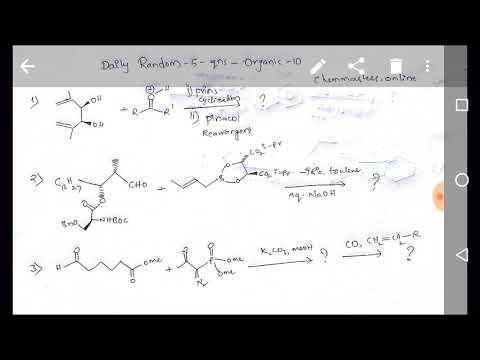 Daily Random-5-qns-organic-part-10(chemmasters.online)